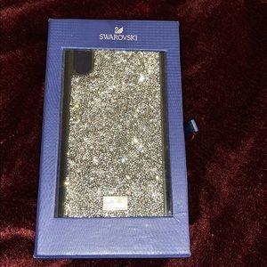Glam Swarovski smartphone case iPhone X Plus